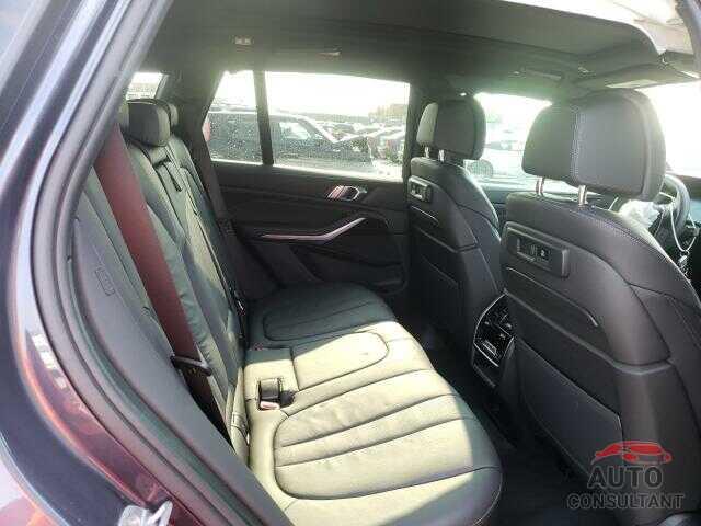 BMW X5 2020 - 5UXCR4C08L9B32351