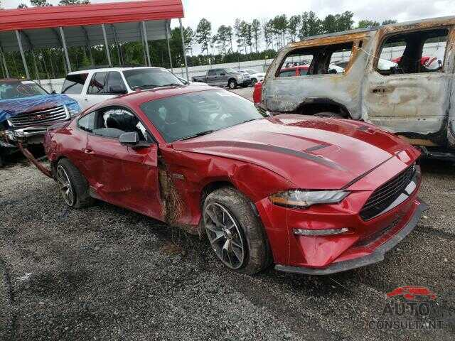 FORD MUSTANG 2020 - 1FA6P8TD9L5172124