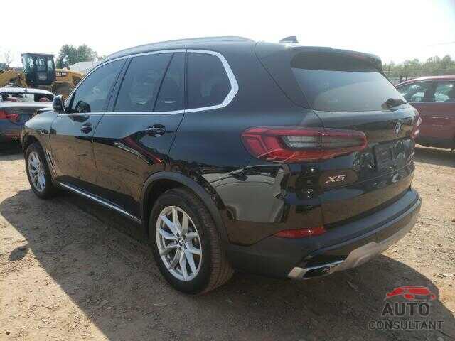 BMW X5 2020 - 5UXCR6C05LLL65261