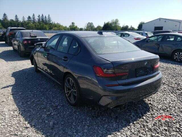 BMW M3 2020 - WBA5U9C06LFH47209