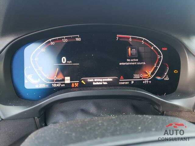 BMW X4 2020 - 5UX2V1C00L9C28853