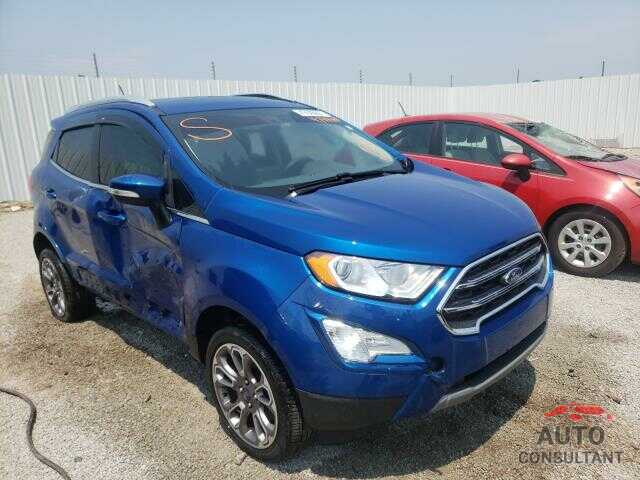 FORD ALL OTHER 2020 - MAJ6S3KL9LC313845