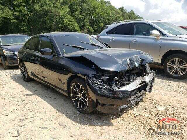 BMW 3 SERIES 2020 - WBA5R1C08LFH48137