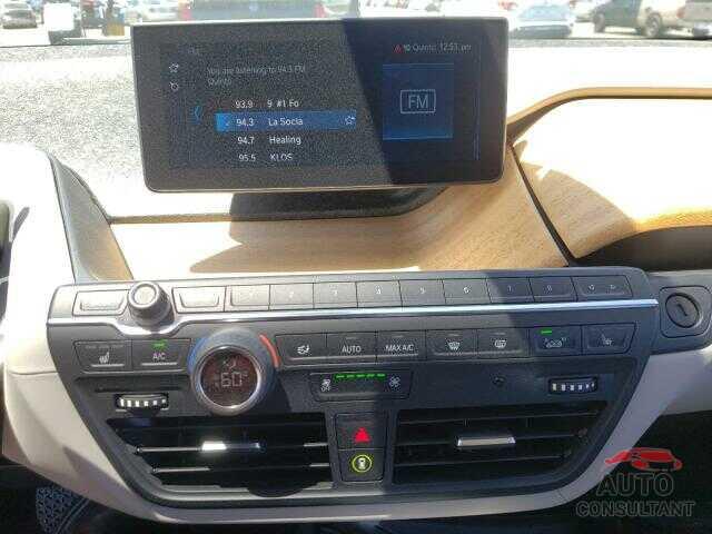 BMW I SERIES 2020 - WBY8P4C0XL7G31904