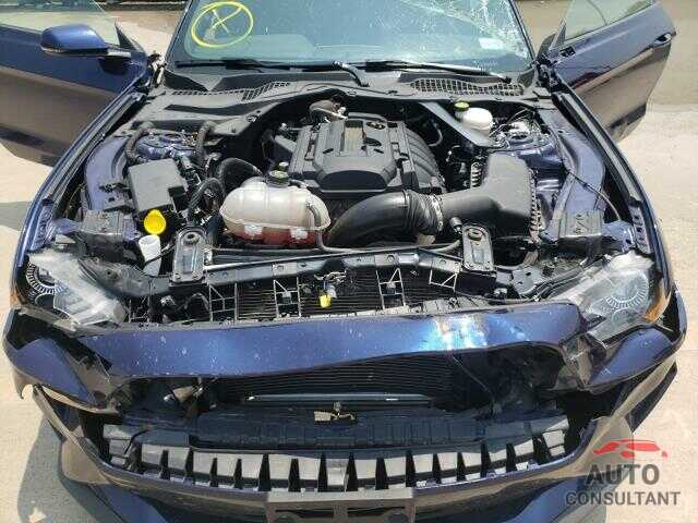 FORD MUSTANG 2020 - 1FATP8UH9L5106113