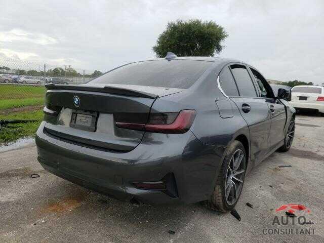 BMW 3 SERIES 2020 - WBA5R1C05LFH35801