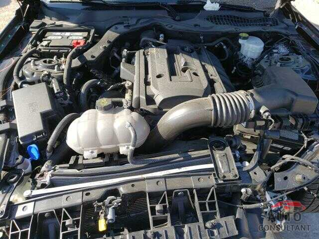 FORD MUSTANG 2020 - 1FA6P8TH6L5149645