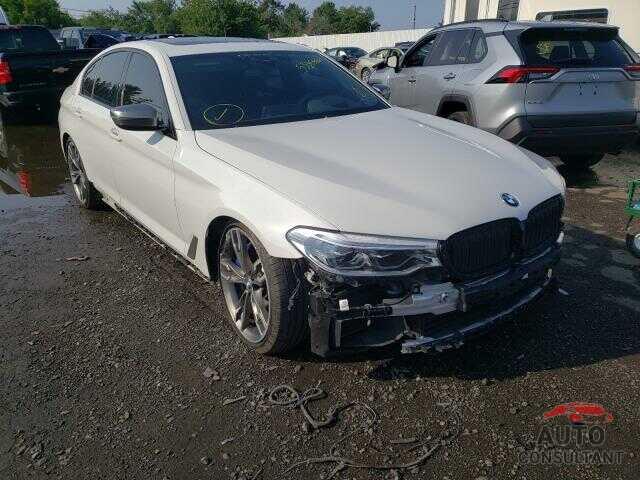 BMW M5 2020 - WBAJS7C07LBN96216
