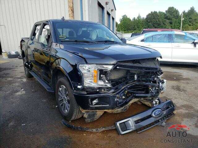 FORD F-150 2020 - 1FTEW1C56LKD64031