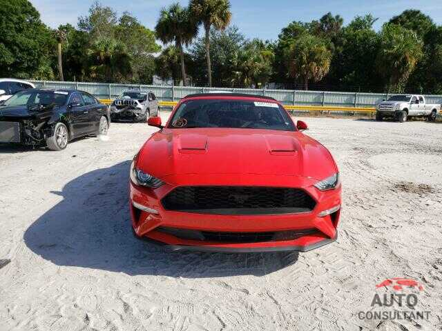 FORD MUSTANG 2020 - 1FATP8UH0L5170993