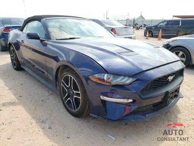 FORD MUSTANG 2020 - 1FATP8UH5L5119120