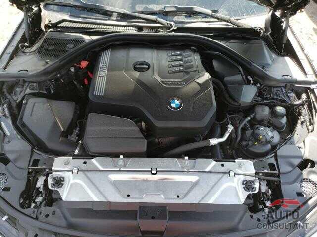 BMW 3 SERIES 2020 - WBA5R1C00LFJ26953