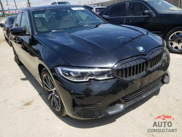 BMW 3 SERIES 2020 - 3MW5R1J07L8B20613