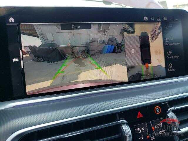 BMW X6 2020 - 5UXCY4C09L9D71894