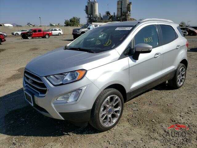 FORD ALL OTHER 2020 - MAJ6S3KL3LC347361