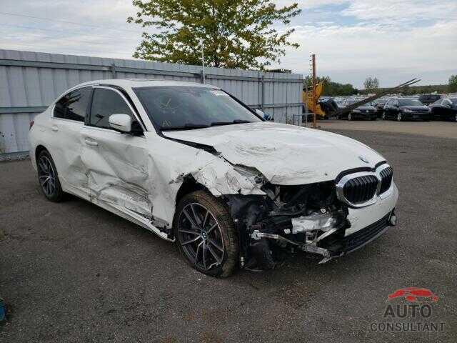 BMW 3 SERIES 2020 - 3MW5R7J05L8B34240