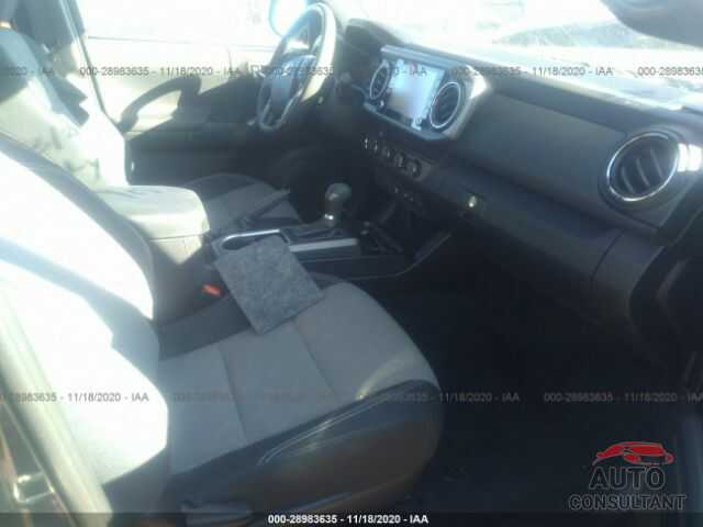 TOYOTA TACOMA 4WD 2020 - 3TMCZ5AN0LM339109