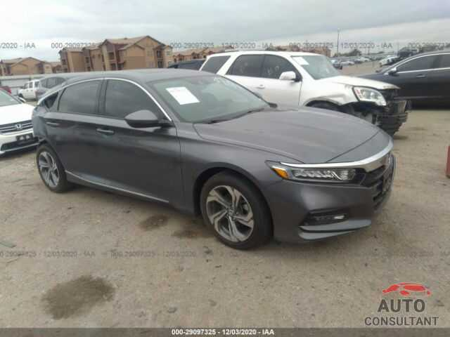 HONDA ACCORD SEDAN 2020 - 1HGCV1F52LA131955