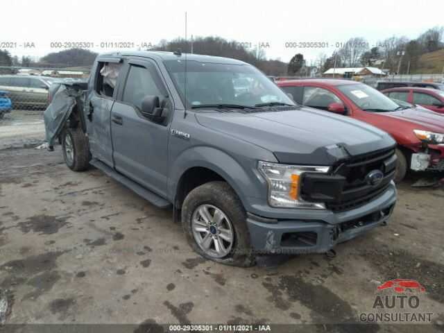 FORD F-150 2020 - 1FTEW1EP5LKD30614