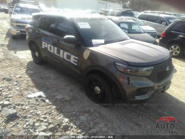 FORD POLICE INTERCEPTOR 2020 - 1FM5K8AB7LGA19439