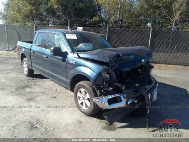 FORD F-150 2020 - 1FTEW1CPXLFA59951