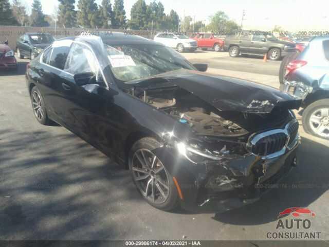 BMW 3 SERIES 2020 - 3MW5R1J01L8B13124