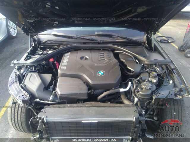 BMW 3 SERIES 2020 - 3MW5R1J04L8B20133