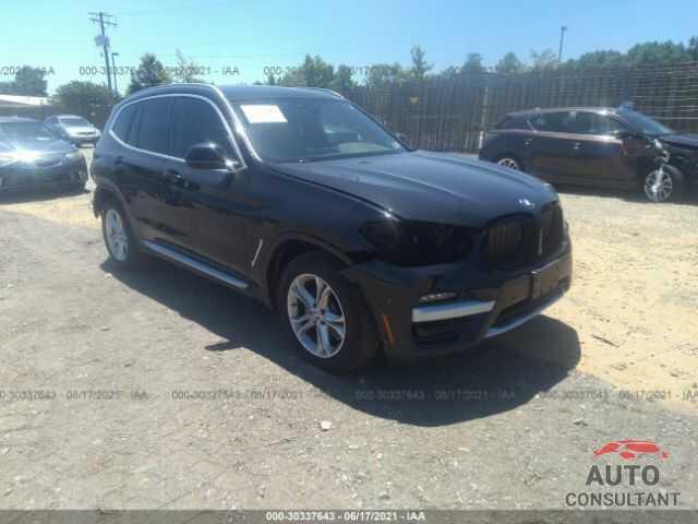 BMW X3 2020 - 5UXTY5C07LLT31965