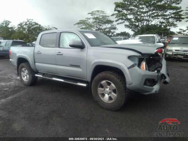 TOYOTA TACOMA 4WD 2020 - 3TMCZ5AN2LM317872