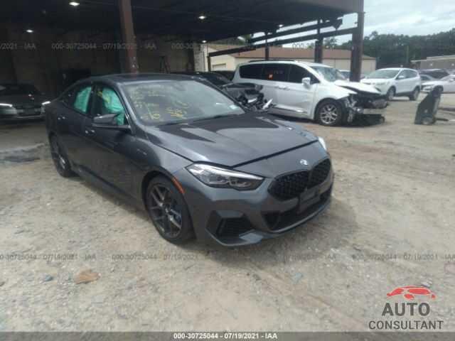BMW 2 SERIES 2020 - WBA13AL05L7F99860