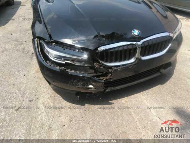 BMW 3 SERIES 2020 - 3MW5R1J02L8B11558