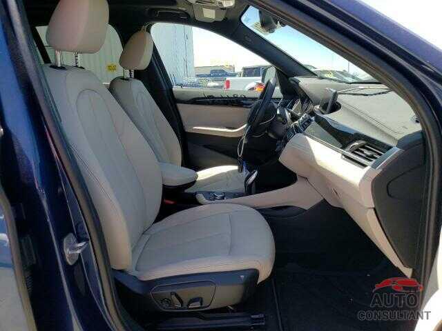 BMW X1 2021 - WBXJG9C09M3M71023