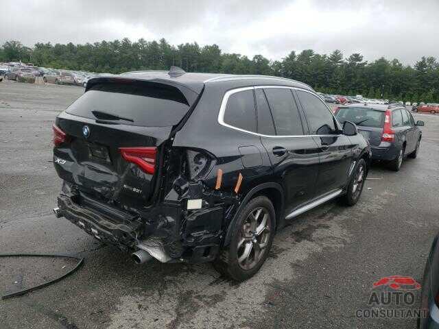 BMW X3 2021 - 5UXTY5C03M9E37346