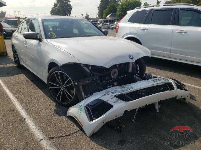 BMW M3 2021 - 3MW5U7J09M8B59237
