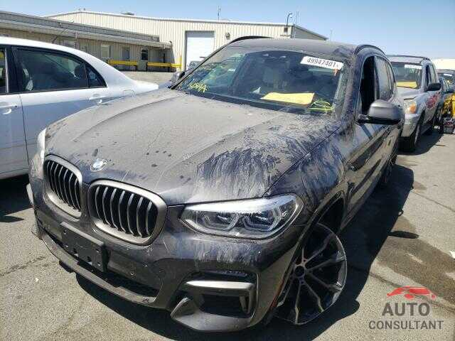 BMW X3 2021 - 5UXTY9C05M9F41635