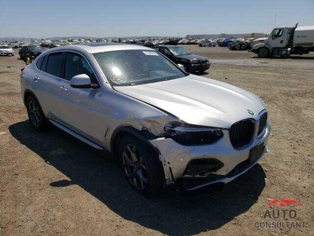 BMW X4 2021 - 5UX2V1C05M9G72358