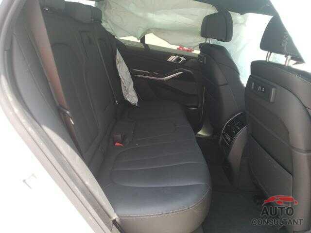 BMW X5 2021 - 5UXCR6C07M9G67801