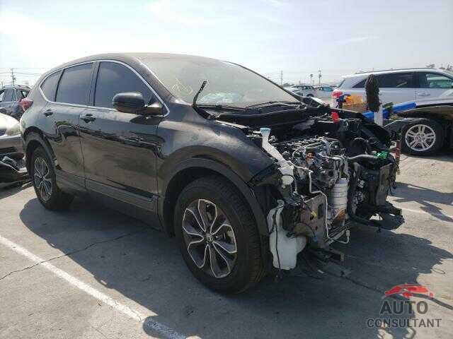 HONDA CRV 2021 - 2HKRW1H59MH400742