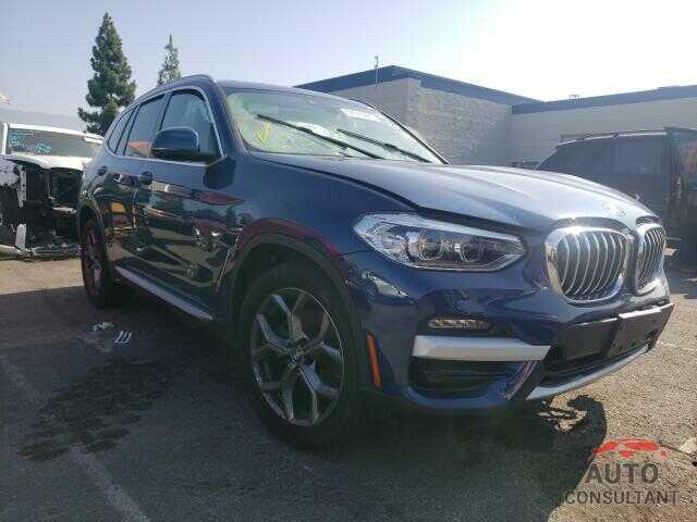 BMW X3 2021 - 5UXTY5C03M9F11140
