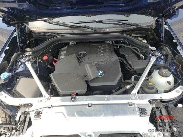 BMW X4 2021 - 5UX2V1C07M9G26160
