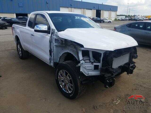 FORD RANGER 2021 - 1FTER1FH1MLD30474