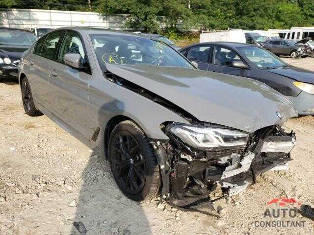 BMW 5 SERIES 2021 - WBA13BJ05MWW97476