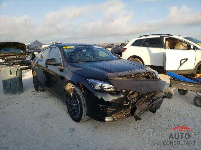BMW 2 SERIES 2021 - WBA53AK04M7J25707