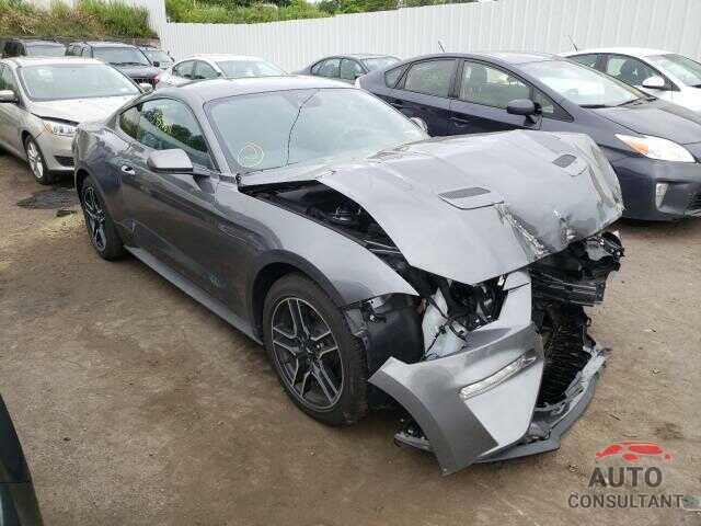 FORD MUSTANG 2021 - 1FA6P8TH5M5103483
