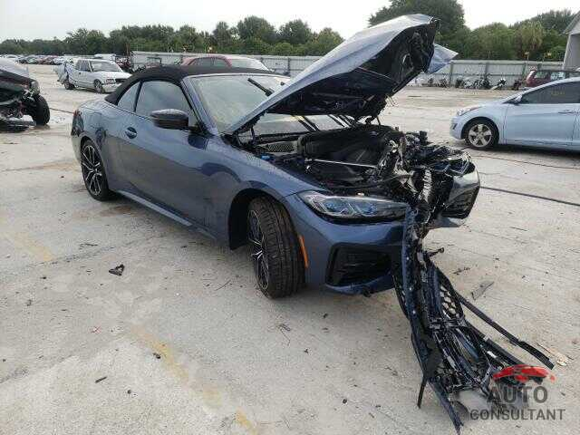 BMW 4 SERIES 2021 - WBA23AT07MCG01895