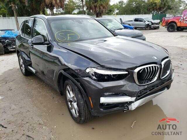 BMW X3 2021 - 5UXTY3C09M9F04973