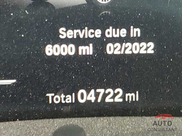 BMW X7 2021 - 5UXCW2C07M9G12766
