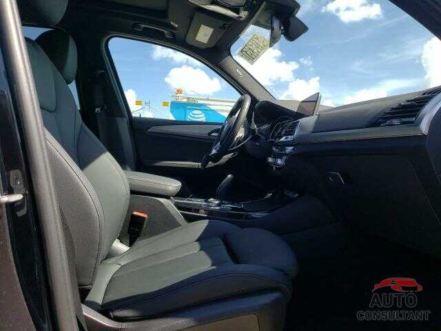 BMW X3 2021 - 5UXTY3C05M9H10114