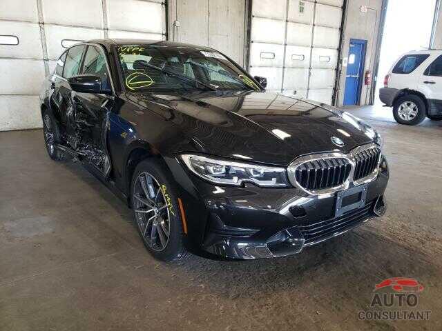BMW 3 SERIES 2021 - 3MW5R7J08M8C07327