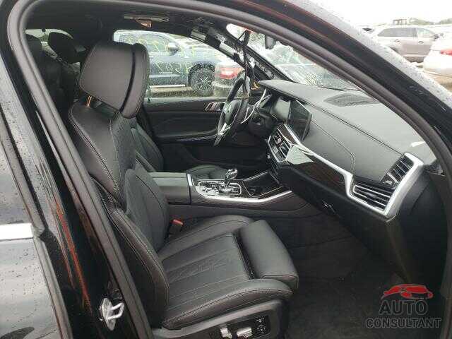 BMW X5 2021 - 5UXCR6C03M9E80829